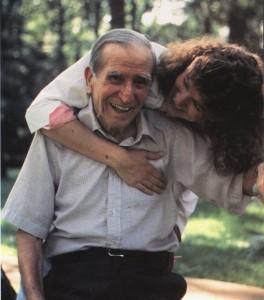 Elderly Senior Home Care Elderly Man & Attendant